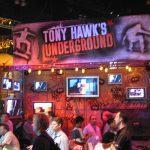 Tony Hawk Custom Trade Show Exhibit